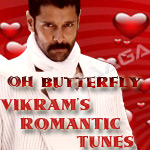 Oh Butterfly - Vikram's Romantic Tunes songs