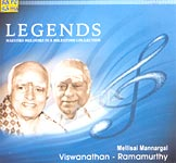 Legends - Viswanathan Ramamurthy songs