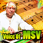 Voice Of MSV - MS. Viswanathan songs