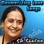 Mesmerizing Love Songs - SP. Shailaja songs