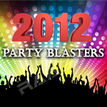 2012 Party Blasters songs