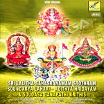 Sri Lalitha Sahasranamam Soundarya Lahari - Vol 3 songs