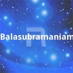 Balasubramaniam songs